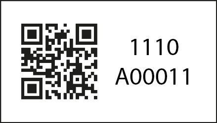 QR Code ajouter une paire de semelle podosmart