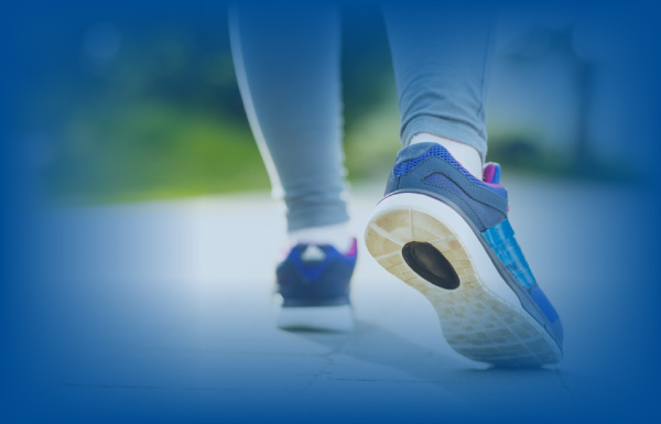 Gait analysis Connected insoles