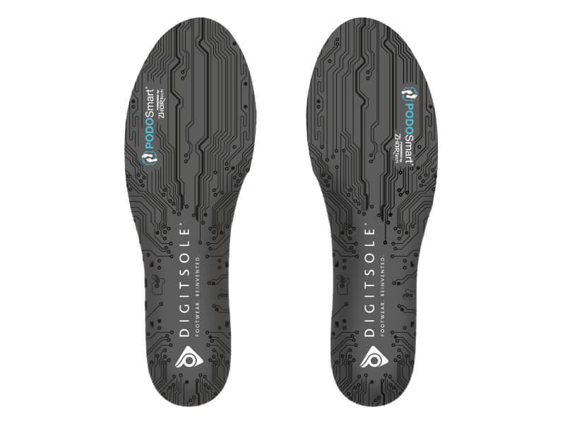 PodoSmart insoles top